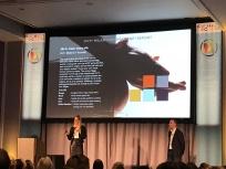 Judith Van Vliet and Filip Roscam - Color Marketing Group
